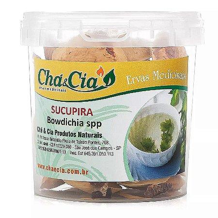 Sucupira - Bowdichia- Pote 100 grs- Cha e Cia