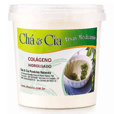 Colageno Hidrolisado em pó- Pote 150 grs- Cha e Cia
