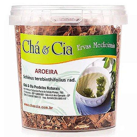 Aroeira- Schinus Terebinthifolius- Pote 100 grs- Cha e Cia