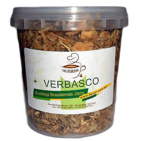 Verbasco- Buddleja Brasiliensis - Pote 40 grs- Cha do Brasil