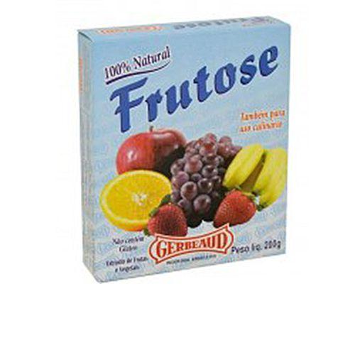 Adoçante Frutose Pó 200 gr - Gerbeaud