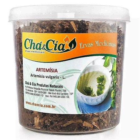 Artemisia-Artemisia Vulgaris-60 grs - Cha e Cia