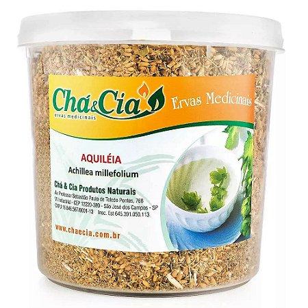 Aquileia- Achillea Millefolium- Pote 60 grs- Cha e Cia
