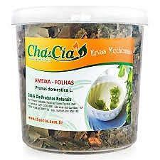 Ameixa Folhas-Prunus Domestica-60 grs- Cha e Cia