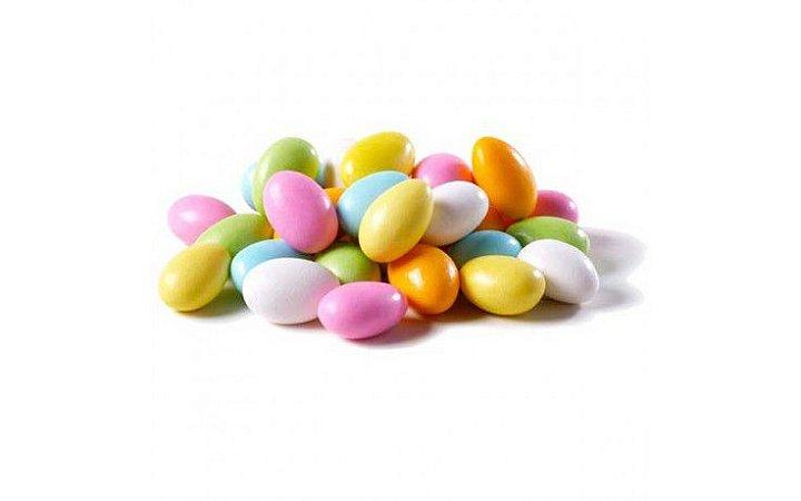Amendoa Confeitada Colorida 200 grs  - Deluf Store