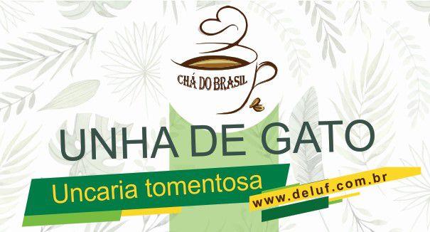 Unha de Gato - Uncaria Tomentosa - 250 grs - Cha do Brasil