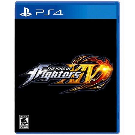 JOGO The King of Fighters XIV - Playstation 4 - Play 4 - PS4 / Luta - Pré-venda
