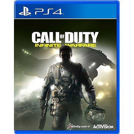 Jogo Call of Duty: Infinite Warfare - Playstation 4 - PLAY 4 - PS4