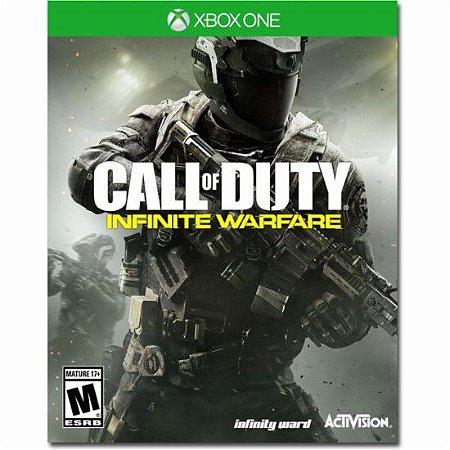 Jogo Call of Duty: Infinite Warfare - Xbox One - XONE / FPS