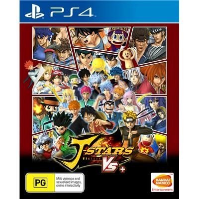 JOGO J-STAR VICTORY VS - Playstation 4 - PLAY 4 - PS4 / Luta