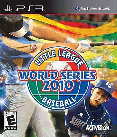 JOGO Little League World Series 2010 Baseball - Usado - PS3