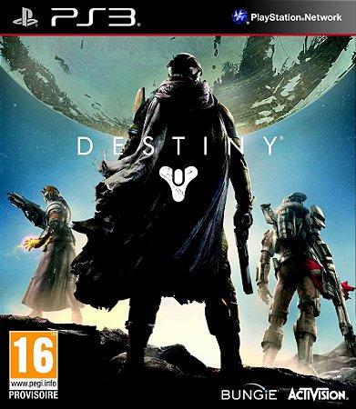 JOGO Destiny - PS3 - FPS