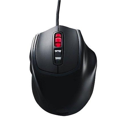 Mouse Gaming Óptico 3500DPI Xornet II SGM-2002-KLON1 Cooler Master