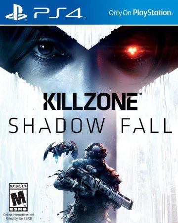 JOGO Killzone Shadow Fall - PS4 - PLAY 4 - PLAYSTATION 4 / FPS