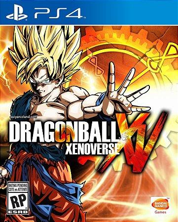 JOGO Dragon Ball Xenoverse - PS4 - PLAY 4 - PLAYSTATION 4 / Luta