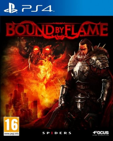Jogo Bound by Flame - PS4 - PLAY 4 - PLAYSTATION 4 / RPG