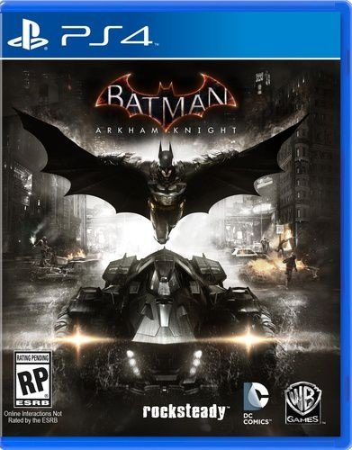 Jogo Batman: Arkham Knight - PS4 - PLAY 4 - PLAYSTATION 4 / Aventura