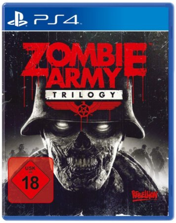 Jogo Zombie Army Trilogy - PS4 - PLAY 4 - PLAYSTATION 4