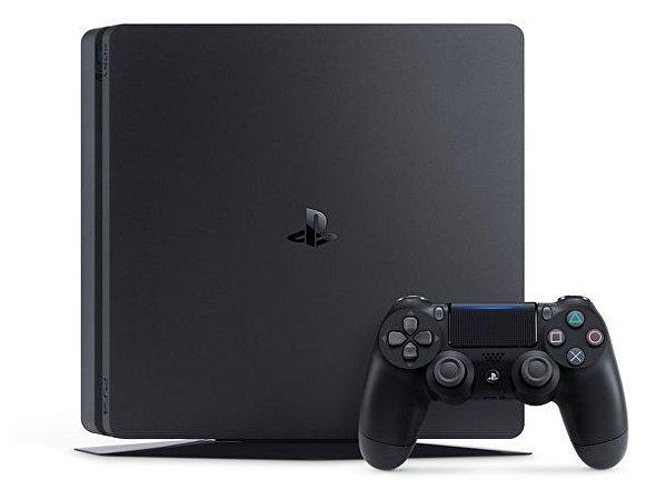 Console Playstation 4 SLIM 500gb - Melhor preço do Brasil