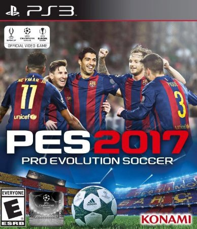 Pro Evolution Soccer - PES - 2017 - Futebol - PS3 - Playstation 3
