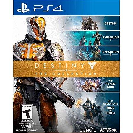 Jogo Destiny Coletânea - Playstation 4 - PLAY 4 - PS4