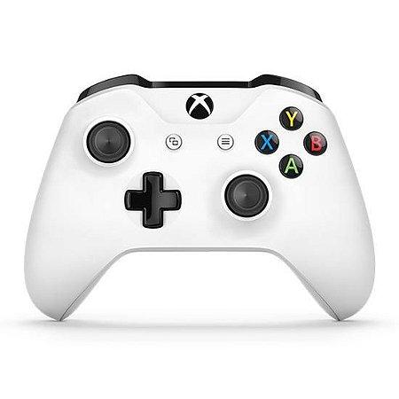 Controle Wireless Xbox One S Branco