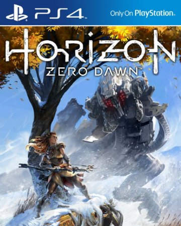 Horizon - Zero Dawn - PS4 / Pré-venda