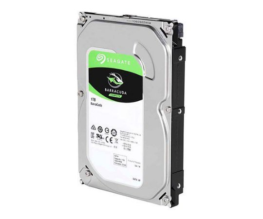 "Hd Seagate 1TB Barracuda 3,5"" 7200 Rpm, 64MB Cache, SATA III, ST1000DM010"
