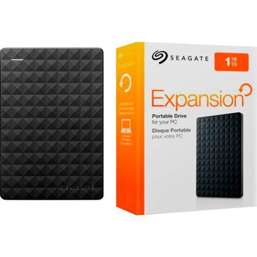 HD Externo - Seagate 1 Tb