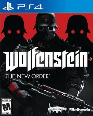 JOGO Wolfenstein The New Order - Playstation 4