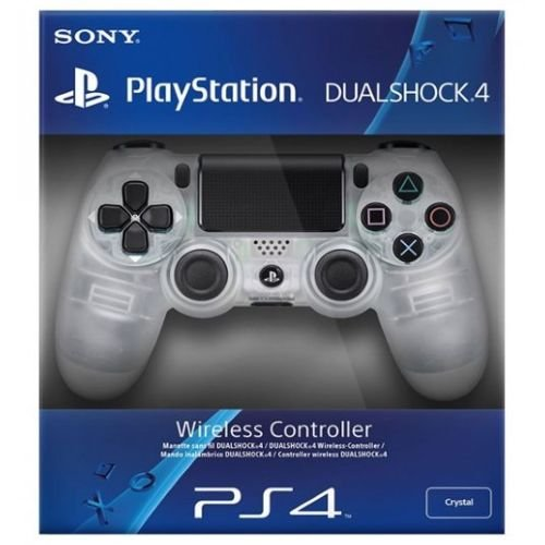 Controle PS4 Crystal