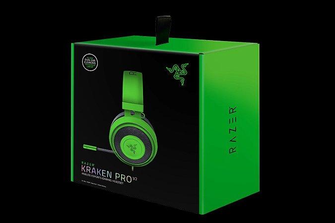 Razer Headset - Kraken Pro V2
