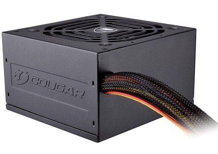 Fonte Cougar Gaming VTE 400W 80Plus Bronze ATX12V/2.3 PFC PN # 31VE040.0005P