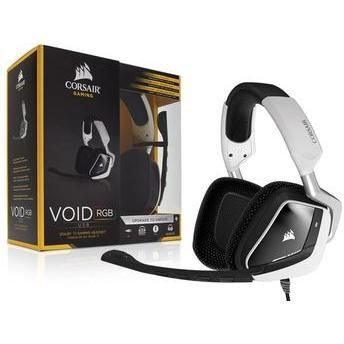 HEADSET GAMER CA-9011139-NA VOID RGB DOLBY 7.1 USB BRANCO