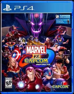 Jogo Marvel vs. Capcom: Infinite ps4