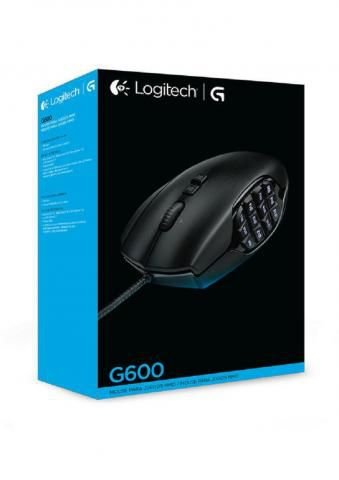 910-003879       MOUSE OPTICO GAMER G600 LOGITECH