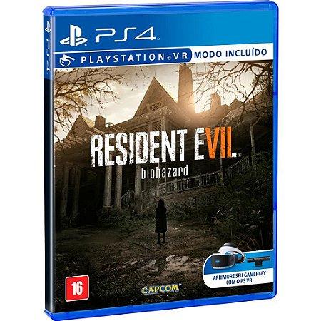 Resident Evil  7- PS4
