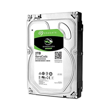 HD Interno Seagate Desktop Barracuda 2TB Sata 64MB 3.5