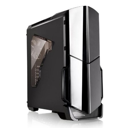Gabinete Tt Versa N21 Black Case/Window/Sgcc Ca-1D9-00M1Wn-00