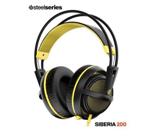 Fone De Ouvido Headset Siberia 200 51138 -