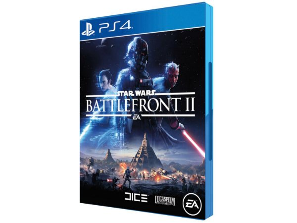 Star Wars Batllefront II PS4