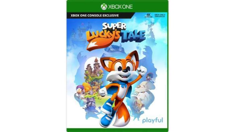 Super Lucky S Tale XB1