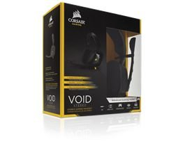 Headset Corsair VOID Stereo Gaming CARBON.. PN # CA-9011131-AP