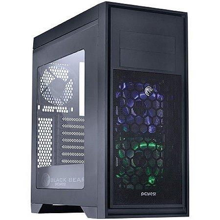 Computador Gamer V-Gamer Jiren - i7 7700/ 1070TI/ b250/ 16Gb/ 1tb/ 600w/ Gabinete Top