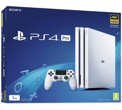 Playstation 4 PRO Branco