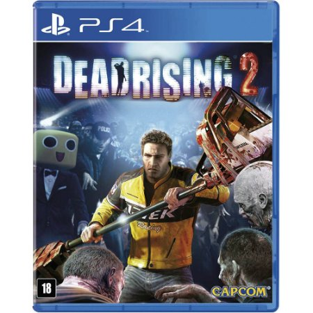 Deadrising 2 Ps4