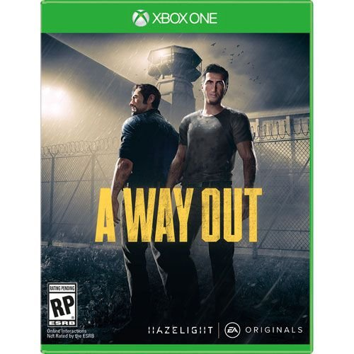 Jogo A Way Out Xbox One