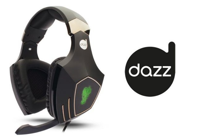 HEADSET GAMER ROCK PYTHON 7.1  DAZ 1 PC