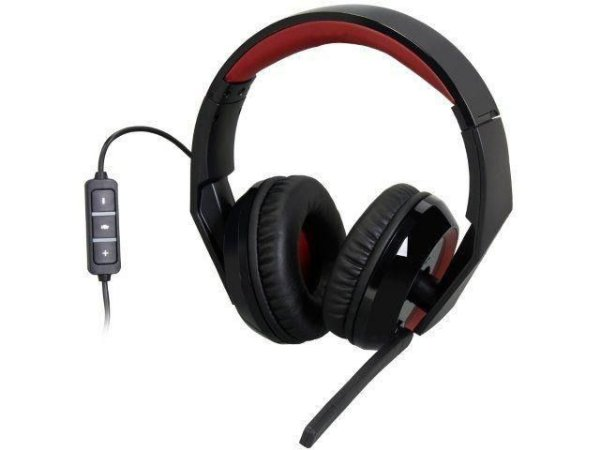 CA-9011122-EU  FONE HEADSET CORSAIR GAMER RAPTOR HS40 7.1 USB
