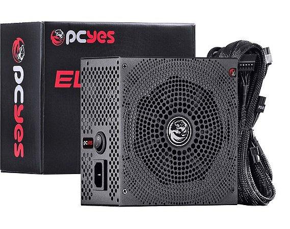 FONTE ATX 430W REAL ELECTRO V2 SERIES -